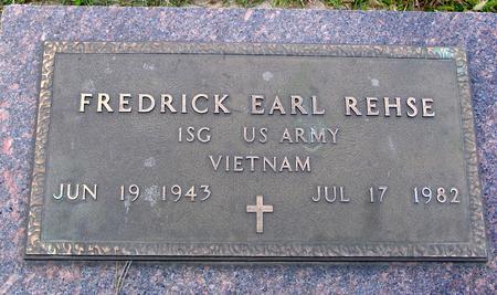 REHSE, FREDERICK EARL - Monona County, Iowa | FREDERICK EARL REHSE
