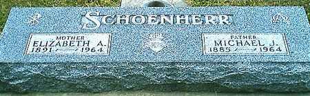 SCHOENHERR, MICHAEL J. - Monona County, Iowa | MICHAEL J. SCHOENHERR