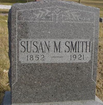 SMITH, SUSAN M. - Monona County, Iowa | SUSAN M. SMITH