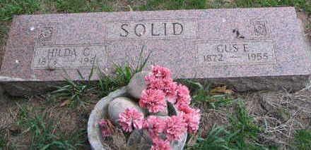 SOLID, HILDA - Monona County, Iowa | HILDA SOLID
