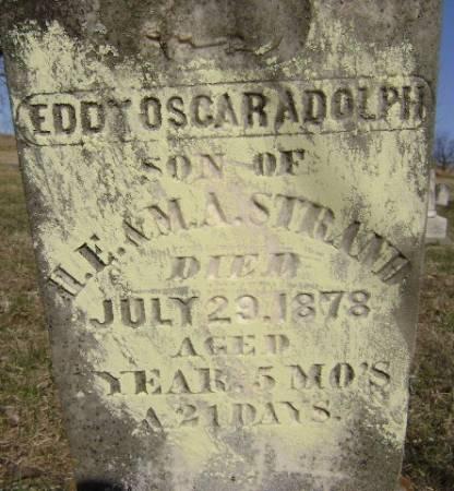 STRAND, EDDY OSCAR ADOLPH - Monona County, Iowa | EDDY OSCAR ADOLPH STRAND