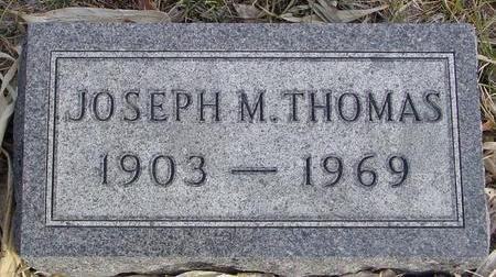 THOMAS, JOSEPH M. - Monona County, Iowa | JOSEPH M. THOMAS