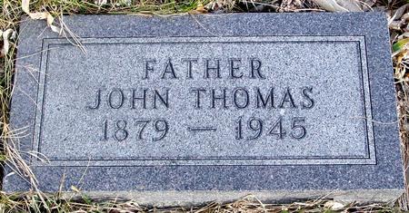 THOMAS, JOHN - Monona County, Iowa | JOHN THOMAS