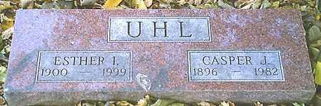 UHL, CASPER J. - Monona County, Iowa | CASPER J. UHL