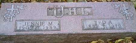 UHL, TED A. - Monona County, Iowa | TED A. UHL