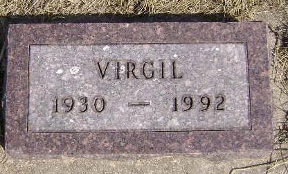 UNKNOWN, VIRGIL - Monona County, Iowa | VIRGIL UNKNOWN