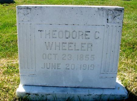 WHEELER, THEODORE - Monona County, Iowa | THEODORE WHEELER