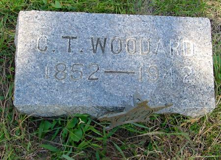 WOODARD, C. T. - Monona County, Iowa | C. T. WOODARD