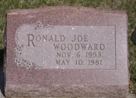 WOODWARD, RONALD JOE - Monona County, Iowa | RONALD JOE WOODWARD