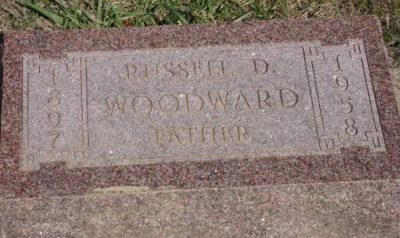 WOODWARD, RUSSELL DELNO - Monona County, Iowa | RUSSELL DELNO WOODWARD