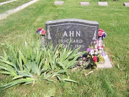 AHN, RICHARD - Monroe County, Iowa | RICHARD AHN