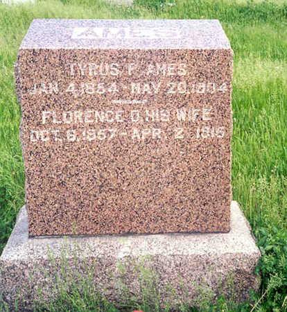AMES, FLORENCE O. - Monroe County, Iowa | FLORENCE O. AMES