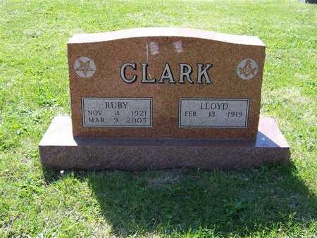 CLARK, RUBY - Monroe County, Iowa | RUBY CLARK