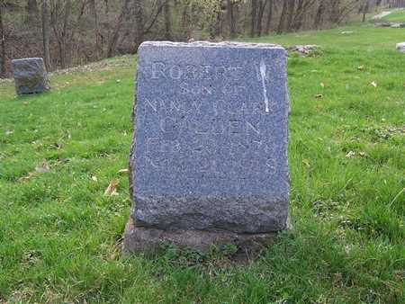 CLARK, ROBERT W. - Monroe County, Iowa | ROBERT W. CLARK