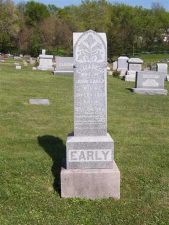 EARLY, ELIZABETH - Monroe County, Iowa | ELIZABETH EARLY