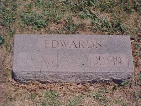 EDWARDS, CHARLES NELSON - Monroe County, Iowa | CHARLES NELSON EDWARDS