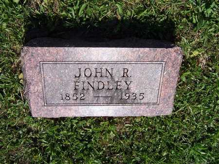 FINDLEY, JOHN R. - Monroe County, Iowa | JOHN R. FINDLEY