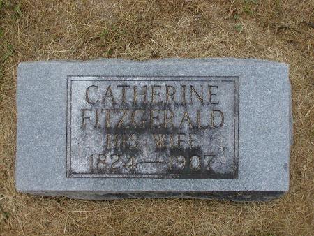 FITZGERALD, CATHERINE - Monroe County, Iowa | CATHERINE FITZGERALD