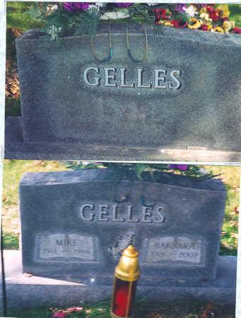 GELLES, MIKE - Monroe County, Iowa | MIKE GELLES