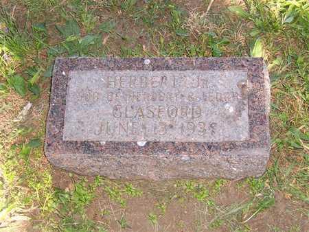 GLASFORD, HERBERT JR. - Monroe County, Iowa | HERBERT JR. GLASFORD