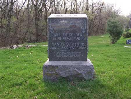 SHEPHERD GOLDEN, NANCY S. - Monroe County, Iowa | NANCY S. SHEPHERD GOLDEN