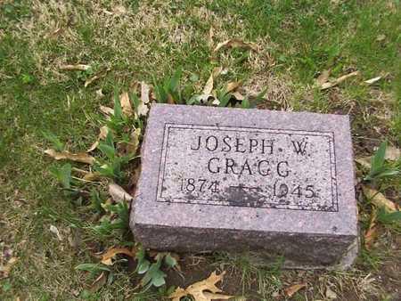 GRAGG, JOSEPH W. - Monroe County, Iowa | JOSEPH W. GRAGG