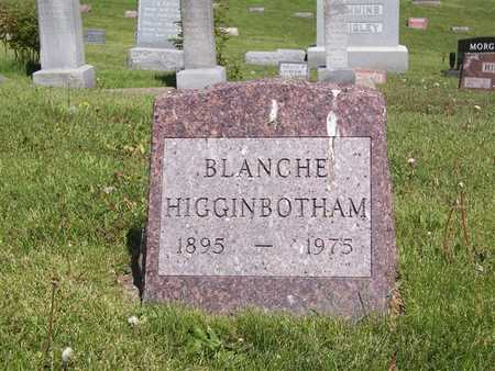 ROUNDS HIGGINBOTHAM, BLANCHE - Monroe County, Iowa | BLANCHE ROUNDS HIGGINBOTHAM