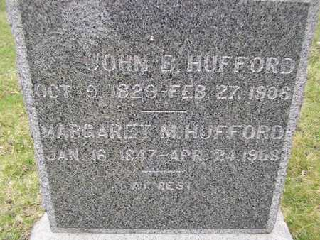 HUFFORD, MARGARET - Monroe County, Iowa | MARGARET HUFFORD