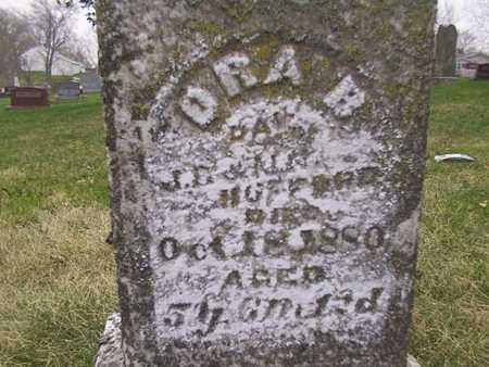 HUFFORD, ORA B. - Monroe County, Iowa | ORA B. HUFFORD