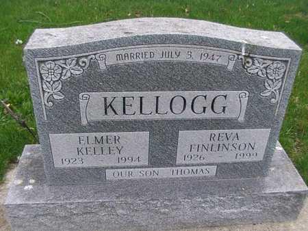 KELLOGG, ELMER - Monroe County, Iowa | ELMER KELLOGG