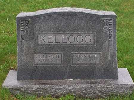 KELLOGG, WILLIAM - Monroe County, Iowa | WILLIAM KELLOGG