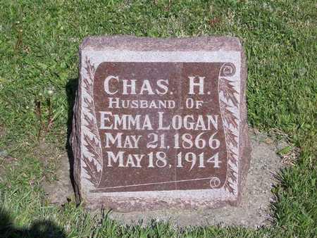 LOGAN, CHARLES H. - Monroe County, Iowa | CHARLES H. LOGAN