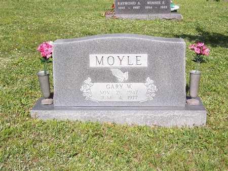 MOYLE, GARY W. - Monroe County, Iowa | GARY W. MOYLE