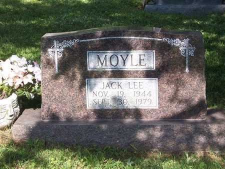 MOYLE, JACK LEE - Monroe County, Iowa | JACK LEE MOYLE