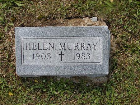 MURRAY, HELEN - Monroe County, Iowa | HELEN MURRAY