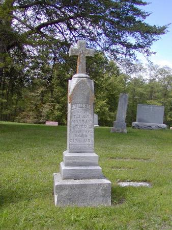 MURRAY, JAMES M. - Monroe County, Iowa | JAMES M. MURRAY