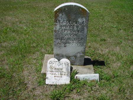 PRINDLE, DEBORAH - Monroe County, Iowa | DEBORAH PRINDLE