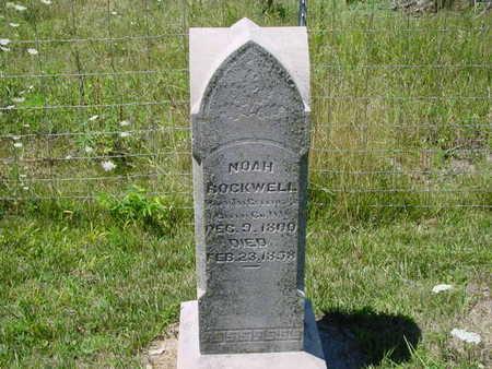 ROCKWELL, NOAH - Monroe County, Iowa | NOAH ROCKWELL