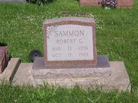 SAMMON, ROBERT G. - Monroe County, Iowa | ROBERT G. SAMMON