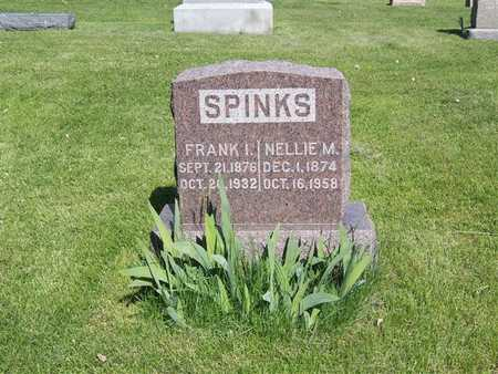 JEWELL SPINKS, NELLIE M. - Monroe County, Iowa | NELLIE M. JEWELL SPINKS