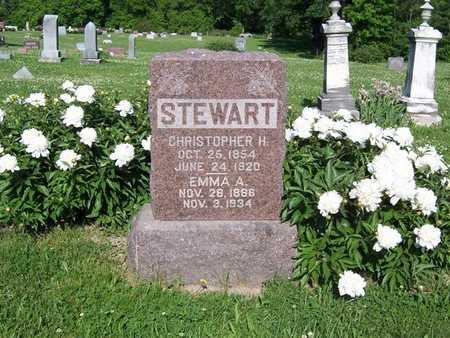 STEWART, EMMA A. - Monroe County, Iowa | EMMA A. STEWART