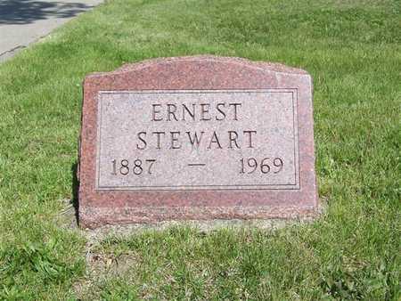 STEWART, ERNEST - Monroe County, Iowa   ERNEST STEWART