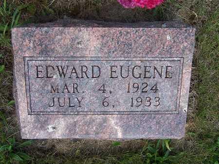 STEWART, EDWARD EUGENE - Monroe County, Iowa | EDWARD EUGENE STEWART