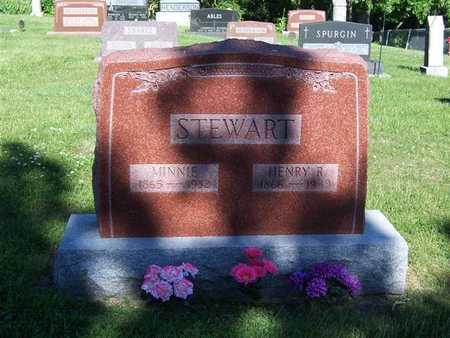 STEWART, MINNIE - Monroe County, Iowa | MINNIE STEWART