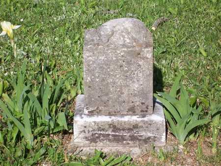STEWART, JAMES E. - Monroe County, Iowa | JAMES E. STEWART