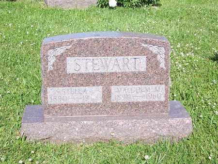 HARRISON STEWART, STELLA M. - Monroe County, Iowa | STELLA M. HARRISON STEWART