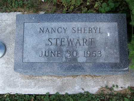 STEWART, NANCY SHERYL - Monroe County, Iowa | NANCY SHERYL STEWART