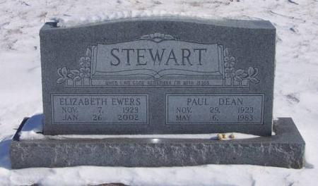 STEWART, PAUL & ELIZABETH - Monroe County, Iowa | PAUL & ELIZABETH STEWART