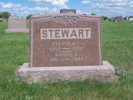 SCHOOLEY STEWART, NANCY A. - Monroe County, Iowa | NANCY A. SCHOOLEY STEWART