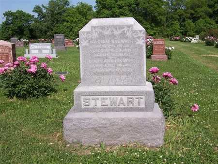 STEWART, MARY A. - Monroe County, Iowa   MARY A. STEWART